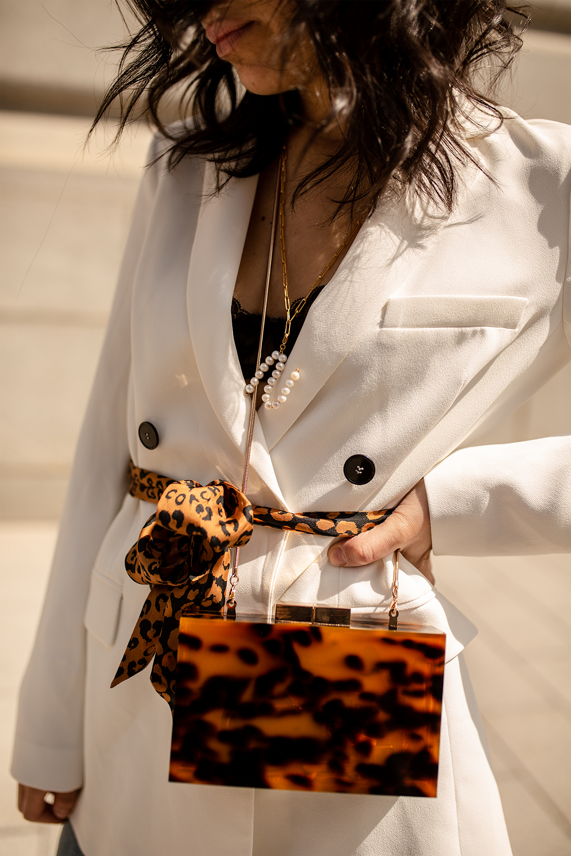 How to Wear Leopard print this season | The trendy way