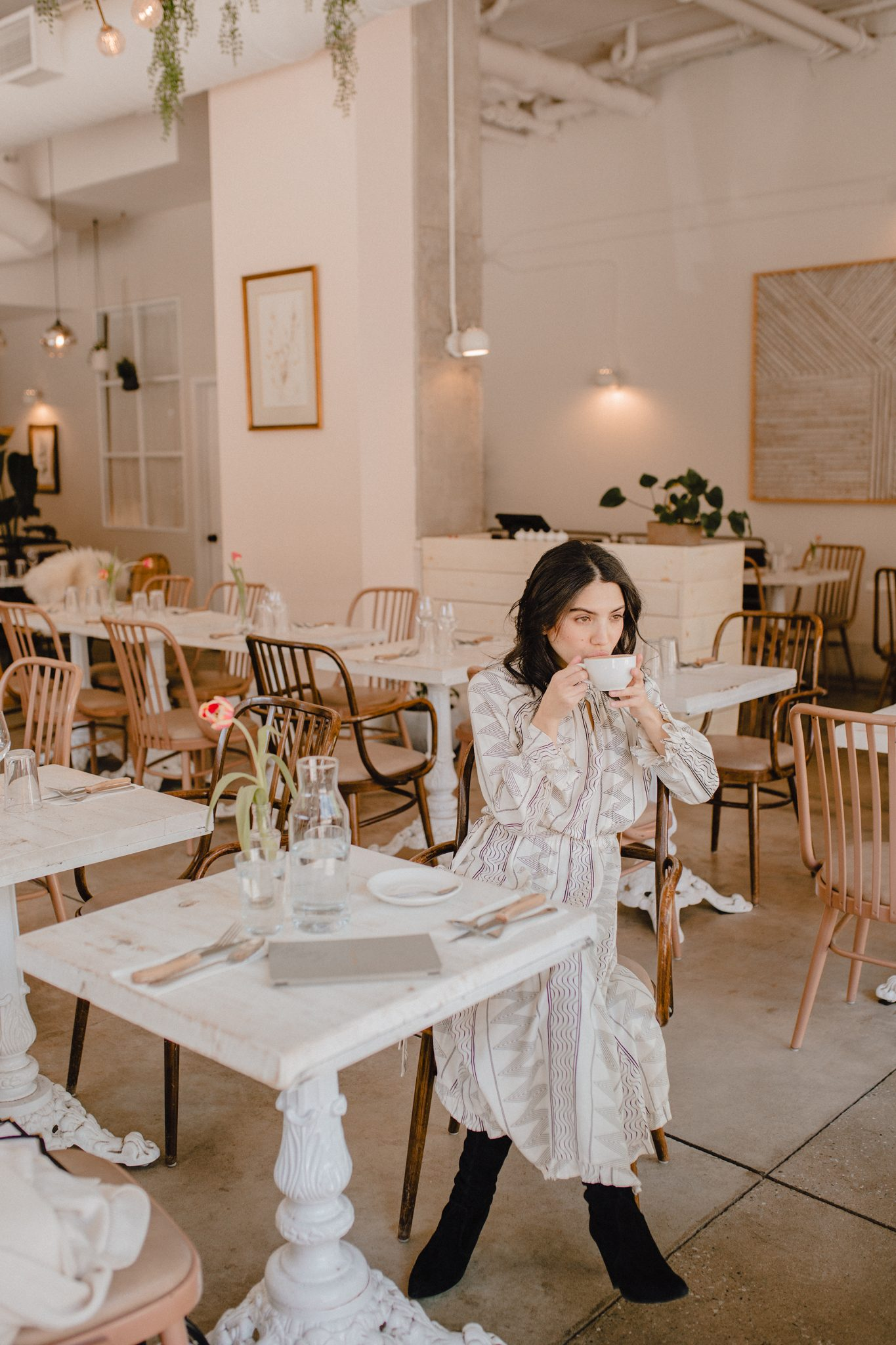 Melisse Restaurant, a healthy and beautiful restaurant