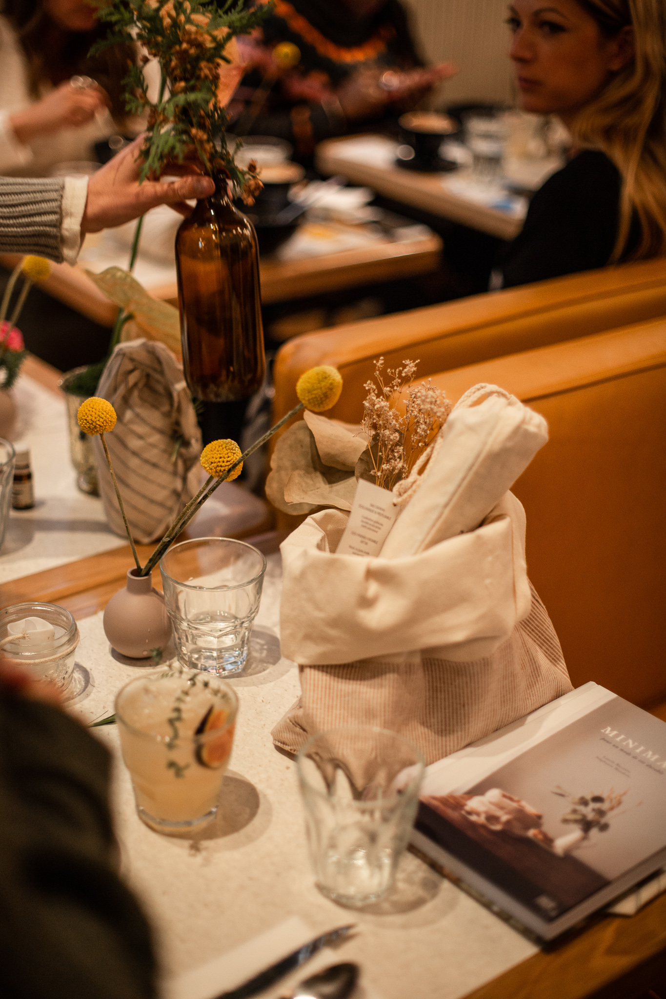 Brunching with SodaStream at Dandy Montreal