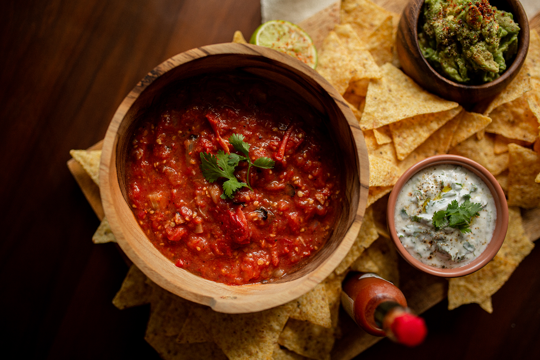 Authentic Mexican Spicy Salsa Recipe | Temps d'un Café